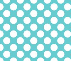 polka dot teal fabric littlerhodydesign spoonflower