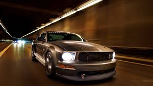2005 Black Mustang Gt 2005 Ford Mustang Gt Tunnel Chase By Blacksheepmuc On Deviantart