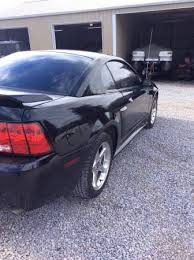 mustang 2003 gt for sale black 4th 2003 ford mustang gt automatic for sale