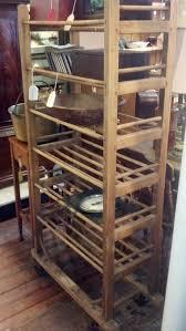 Wood Bakers Racks Furniture Vintage Bakers Rack Antique Furniture Pinterest Bakers Rack