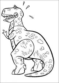toy story coloring pages rex omeletta