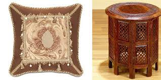 Decorative Furniture Moroccan Furniture Decorating Fabrics And Materials For Moroccan