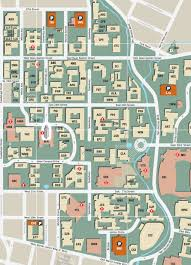 Boston College Campus Map by Ut Austin Campus Map My Blog