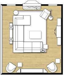 How To Arrange Furniture In A Family Room How To Decorate - Family room layout