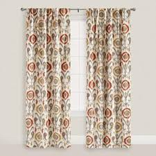 Worldmarket Curtains Ikat Curtains Shop For Ikat Curtains On Polyvore