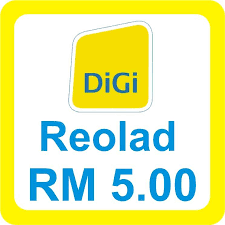 reload prepaid card rm5 digi digi reload prepaid card end 4 6 2016 9 15 pm