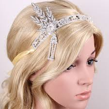 great gatsby headband the great gatsby hair accessories pearl tassels hair