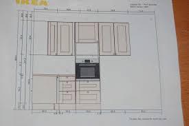 hauteur meuble haut cuisine plan de travail hauteur meuble haut cuisine des photos avec charmant hauteur meuble