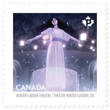 new issue 2016 haunted canada canadian stamp news