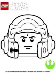 lego star wars coloring red suadron lego star wars