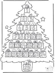 coloring pages advent coloring