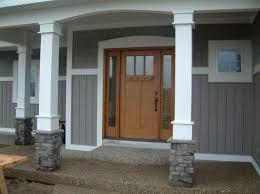 Best 25 Stone Columns Ideas by Best 25 Front Porch Posts Ideas On Pinterest Porch Columns