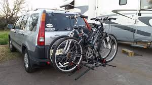 Ford Escape Bike Rack - bike racks used in towing hitch behind rv page 3 irv2 forums