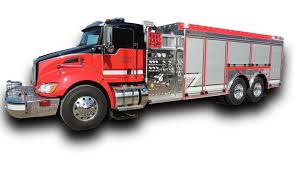 semi truck companies deep south fire trucks