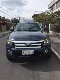 Ford Ranger - ford ranger 65000 km año 2012 flamante quito