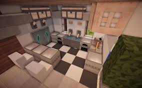 kitchen ideas minecraft pe interior design