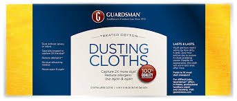amazon com guardsman wood furniture dusting cloths 12 pre