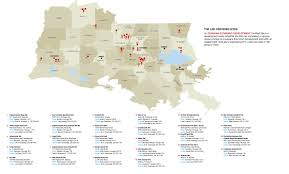 South Louisiana Map by Site Selection Decisions Rest On Many Factors How Does South