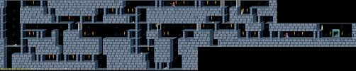 Wolfenstein 3d Maps Prince Of Persia Maps Pc Dos Version 1 4 Png Dj Oldgames