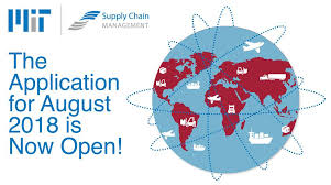 Now Open For Supply Chain The Scm Residential Program Application Mit Supply Chain