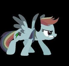 Mlp Rainbow Dash Meme - create meme elements of insanity pony rainbow dash mlp