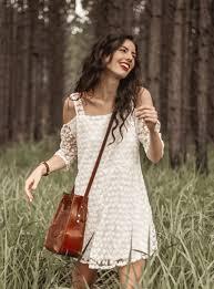 dress white off the shoulder casual dress street dress