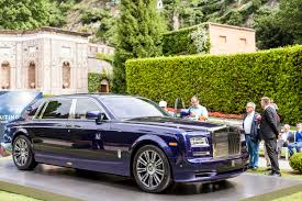 roll royce green d u0027este 2015 rolls royce phantom limelight collection