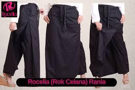 rok muslimah jual rok celana muslimah rok celana murah harga rok celana