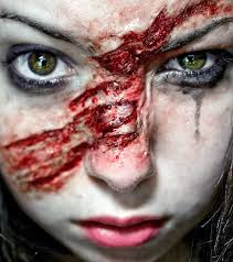 Girls Halloween Makeup Another Day By Guirnou Deviantart Com On Deviantart Chiu Chin
