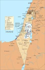 sheva israel map large map of israel and the occupied territories israel asia