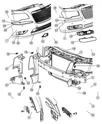chrysler 300 body parts diagram 2006 dodge charger front