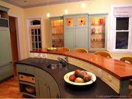 Kitchen Peninsula With Seating by Kitchen Seating U2013 How Much Knee Space Do I Need U2014 Stonehaven Life