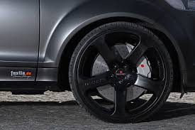 Audi Q7 2012 - fostla u0027s stealthily wrapped audi q7 v12 tdi with 592 horses