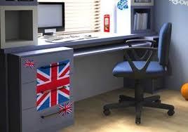 bureau style anglais rideaux style anglais fresh decoration bureau style anglais trendy