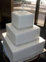 silver wedding cakes white silver wedding cake cakecentral