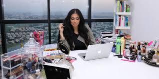 the makeup guru with 20 million insram followers
