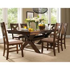 Round Dining Room Tables For 10 by 6 Seater Glass Dining Table Sets Destroybmx With Regard To Glass