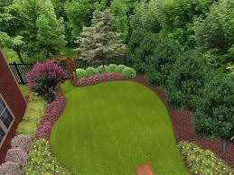 Landscape Backyard Design Ideas Simple Landscape Design Ideas Internetunblock Us