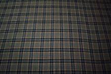 Black And White Check Upholstery Fabric By The Yard Check Plaid 100 Cotton Upholstery Craft Fabrics Ebay