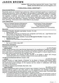 paralegal resume template sle entry level paralegal resume topshoppingnetwork
