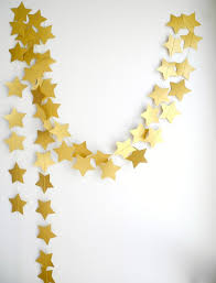 gold bronze garland wedding decoration gold