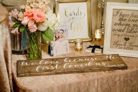 wedding gift table ideas wedding gift table ideas freeland photography the magazine