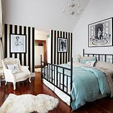 Black And White Bed Best 25 Black And White Chair Ideas On Pinterest Striped Chair