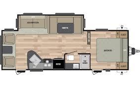 Keystone Rv Floor Plans 2018 Keystone Rv Summerlandaâ 2660rl Travel Trailer Point North