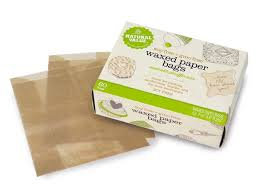 amazon com natural value waxed paper bags 60 bags health