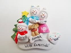 personalized christmas ornaments by orinda u0027s originals inc