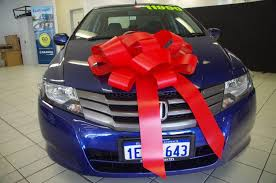 big bow for car present gift wrapping paper boxes and bags perth lala design