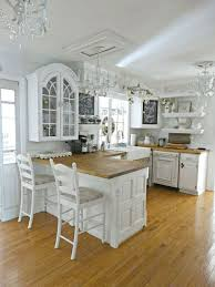 country chic kitchen ideas 32 shab chic kitchen decor ideas to try shelterness shabby