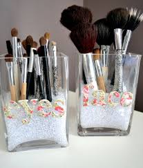 Pretty Desk Organizers Bedroom Divine Make Up Desk Ideas With Vanity Mirrored Desk Makeup