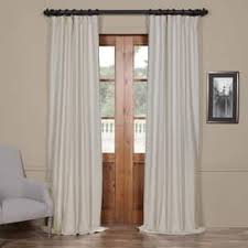 White Darkening Curtains Blackout Curtains Drapes For Less Overstock
